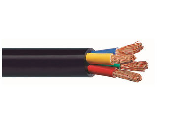 Flexible Pvc Insulated Electrical Wire Multi Cores H07v-k 450 / 750v