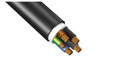 China 150sqmm Multicore Pvc Insulated Power Cable Oem With Tuv / Kema Certificate factory