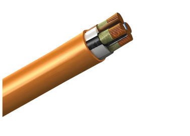 Eco Friendly Low Smoke Zero Halogen Power Cable 600 / 1000v Rated Voltage