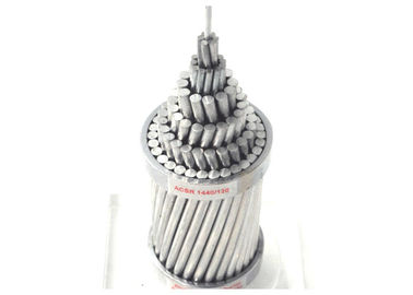 Power Transmission Bare Overhead Conductors Aluminium Conductor Of Electricity