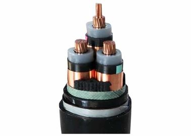 Double Steel Wire Armoured Electrical Cable High Voltage 3 Phase  UG 3x300 SQ . MM