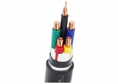 1.5 - 800 Mm PVC Insulated Cables Copper Conductor Type With 2 Years Warranty