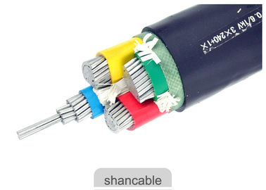 China 0.6V / 1KV PVC Insulated Power Cable , PVC Insulated Flexible Cable Long Lifetime factory