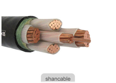 China Copper Conductor XLPE Insulated Power Cable Multi Core Heavy Load factory