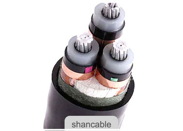 China Multi Cores XLPE Insulated PVC Sheathed Cable Anti Chemical Corrosion factory