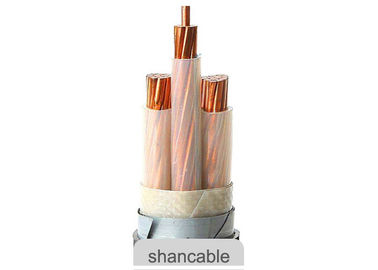China Electricity PVC XLPE Cable , Waterproof Armoured And Unarmoured Cable factory