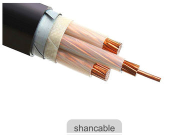 Multi Core XLPE Insulated Power Cable Copper Conductor Low Voltage 1kv