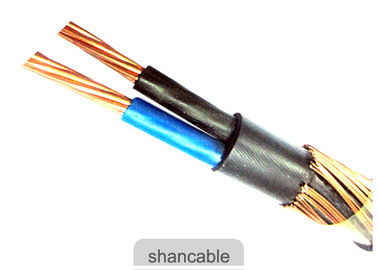 Multi Core Aluminum Conductor XLPE Insulated Power Cable Low Voltage 1kv