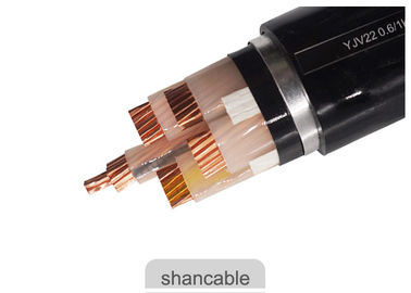 China Outdoor Flexible Armoured Electrical Cable Resistance Chemical Corrosion factory