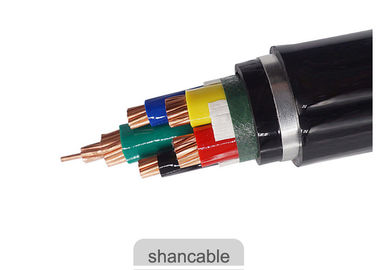 China Steel Tape Armored Power Cable For Building CU/XLPE/STA/PVC 0.6/1KV factory