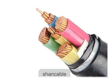 3 Core PVC Insulated Copper Cable , Armoured PVC Insulated Flexible Cable