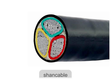 Low Voltage 1kV PVC Insulated Cables Copper Conductor IEC 60228 Standard