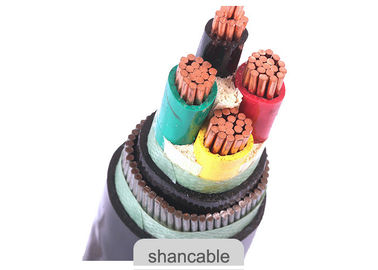 IEC 60502 Pvc Insulated PVC Sheathed Cable For Electricity Transmission