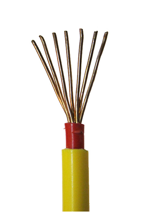 U-1000V CU / PVC / FR - PVC Insulated Power Cable Flame and Fire Resistant