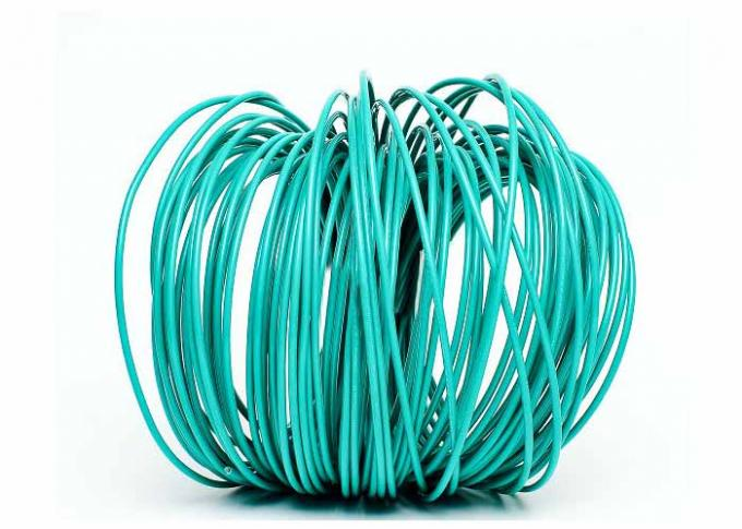 Stranded PVC Insulation Electrical Wire Cable With Fine Bare Copper ...