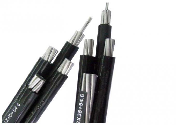 AAAC / AAC Conductor PVC PE XLPE Insulated Cable ABC AWG Standard Round Wire