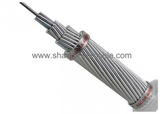 ACSR Aluminum Conductors Galvanised Steel Reinforced Bare Conductor Manufactured to Standard BS 215