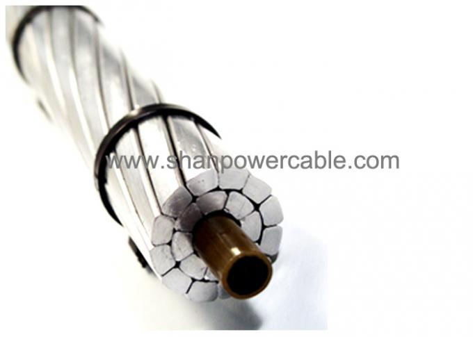 ACCC / FSCC Bare Overhead Conductors CTC Approved Bare Conductor Trapezoidal Wire SHANCABLE / OEM