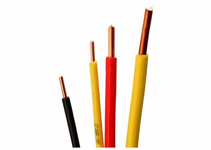 Bare Stranded Pure Copper Conductor PVC Insulation Electrical Cable Wire 0.25-1000 sqmm