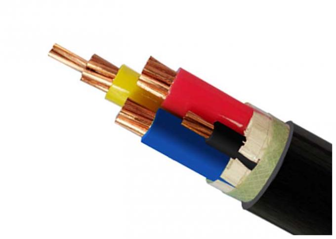 0.6kV / 1kV XLPE Insulated Pvc Jacket Power Cables IEC60502 BS7870 Standard