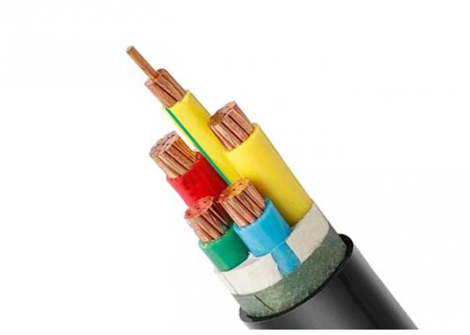 0.6/1kV 4 Cores PVC Insulated Cables NYY NYCY VDE Standard Power Cable 1.5-800mm2