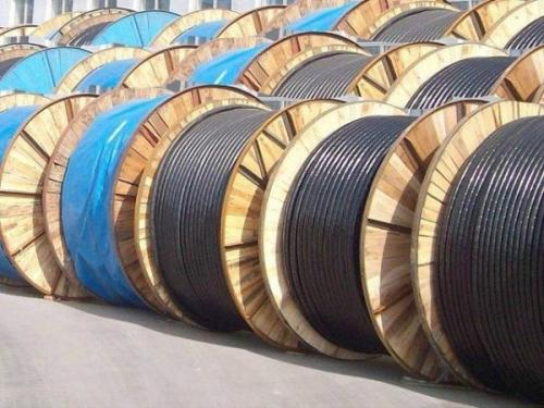 Low Smoke Halogen Free 4 Core Cu / Mica Tape / XLPE / LSOH fire retardant cable