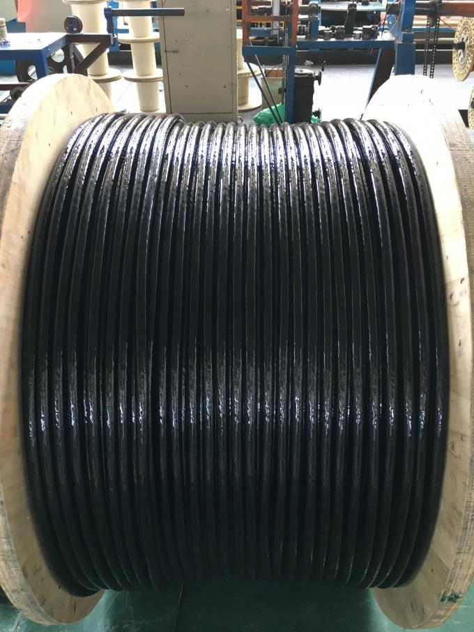 Single Core Stranded Pvc Insulated Cables Copper Conductor 1.0 To 400sqmm